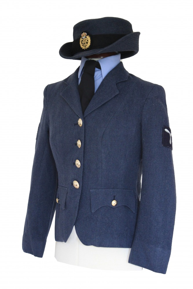 Ladies 1940s Wartime RAF Jacket (Size 8-10) Image