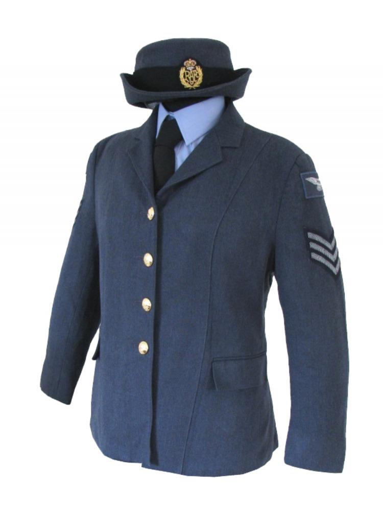 Ladies 1940s Wartime WRAF Jacket (Size 12) Image