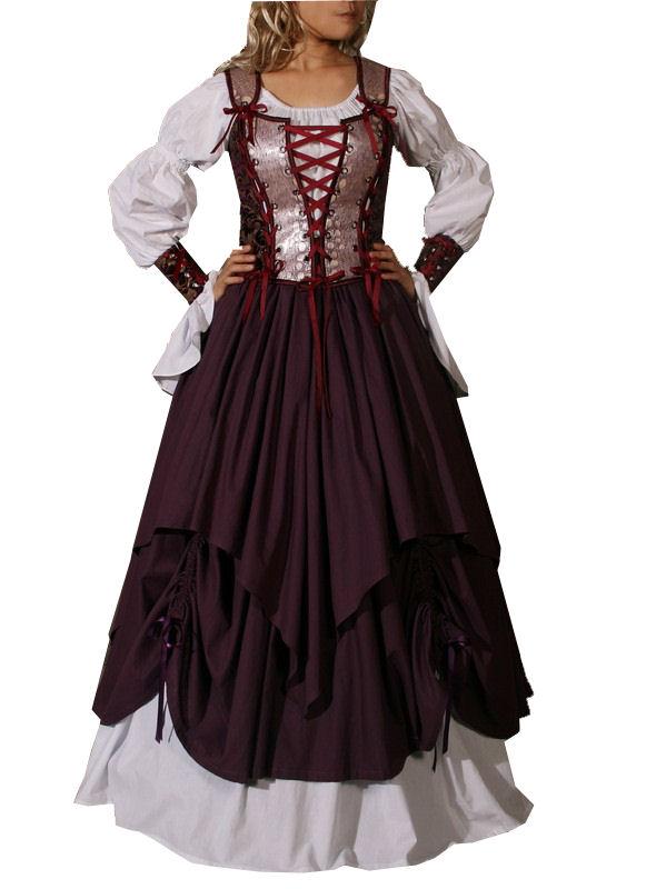Ladies Victorian Dickens Nancy Costume Size 14 16