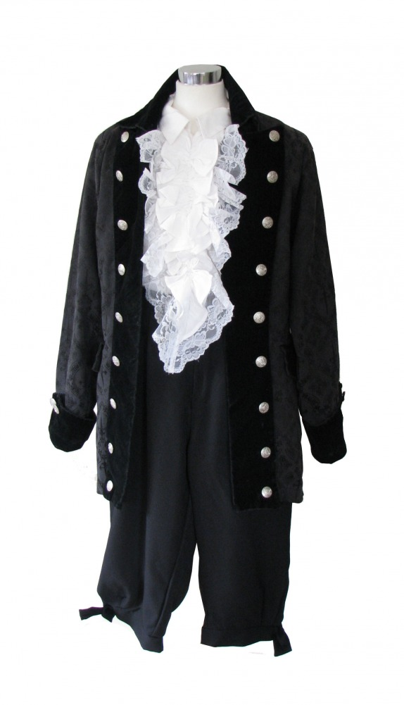 Menu0026#39;s 18th Century Masked Ball Costume - Complete Costumes Costume Hire