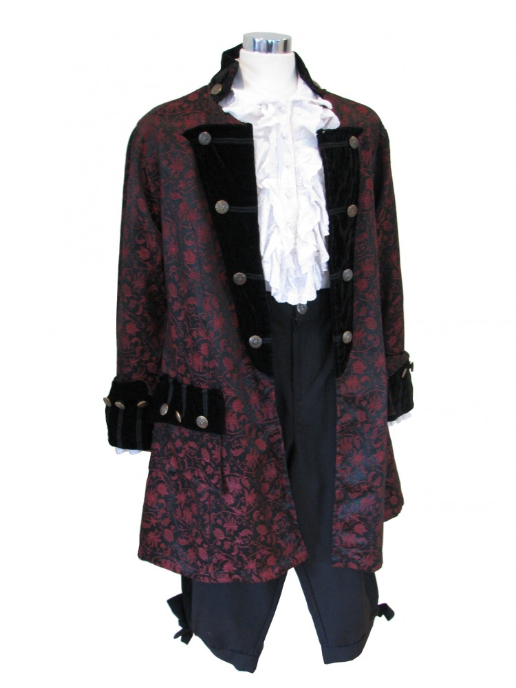 Men S 18th Century Masked Ball Costume Complete Costumes