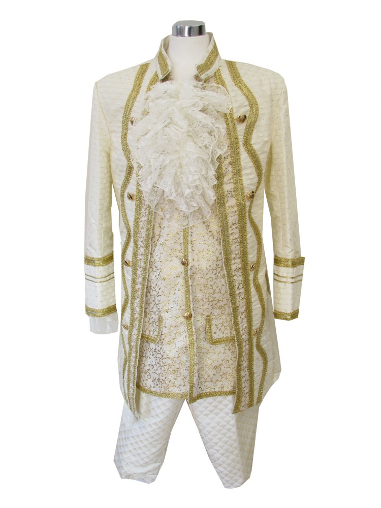 Menu0026#39;s Deluxe 18th Century Masked Ball Costume - Complete Costumes Costume Hire