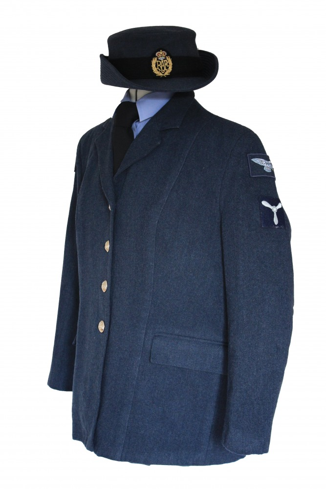 Ladies 1940s Wartime RAF Jacket (Size 16) Image