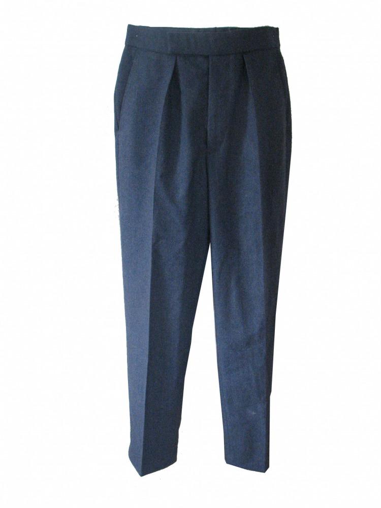 "Men's 1940s Wartime RAF Royal Air Force Trousers Waist 30"" Inside Leg 31"" Image"