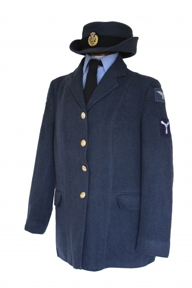 Ladies 1940s Wartime RAF Jacket (Size 14) Image