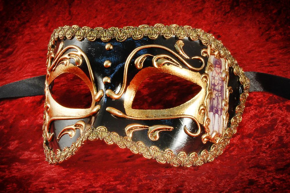 Venetian Mask Image