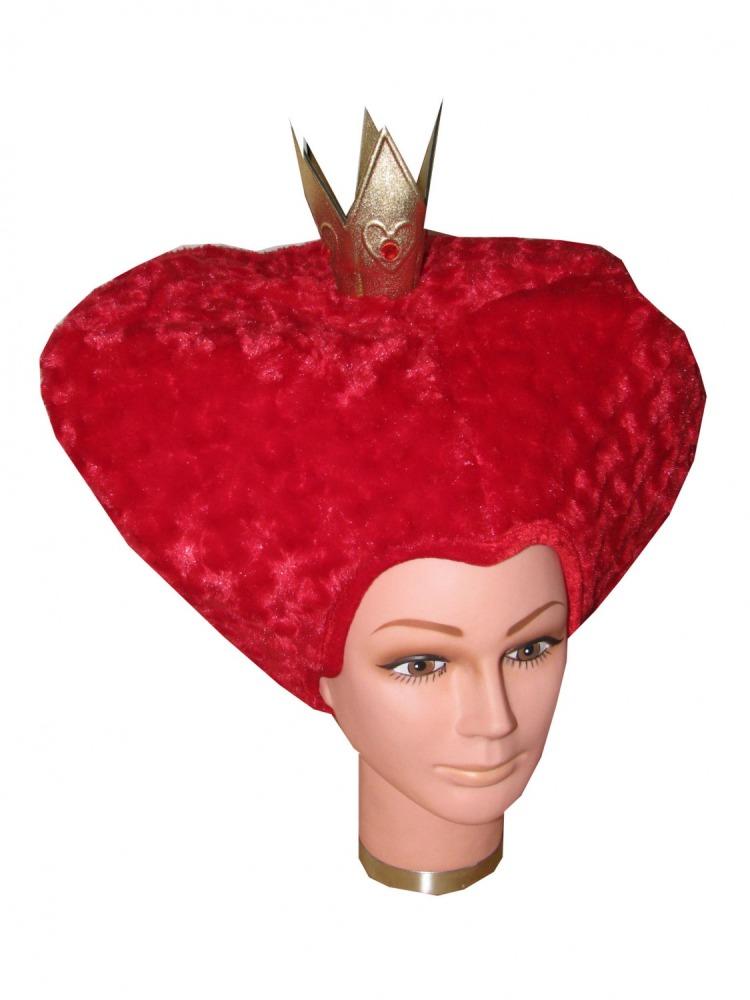 Queen of Hearts Wig Image
