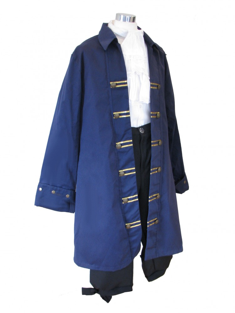 Men's 18th Century Masked Ball Costume (XXL) Image