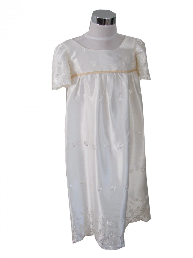 Girl's Regency Victorian Empire Line Costume Age 3 Years Image