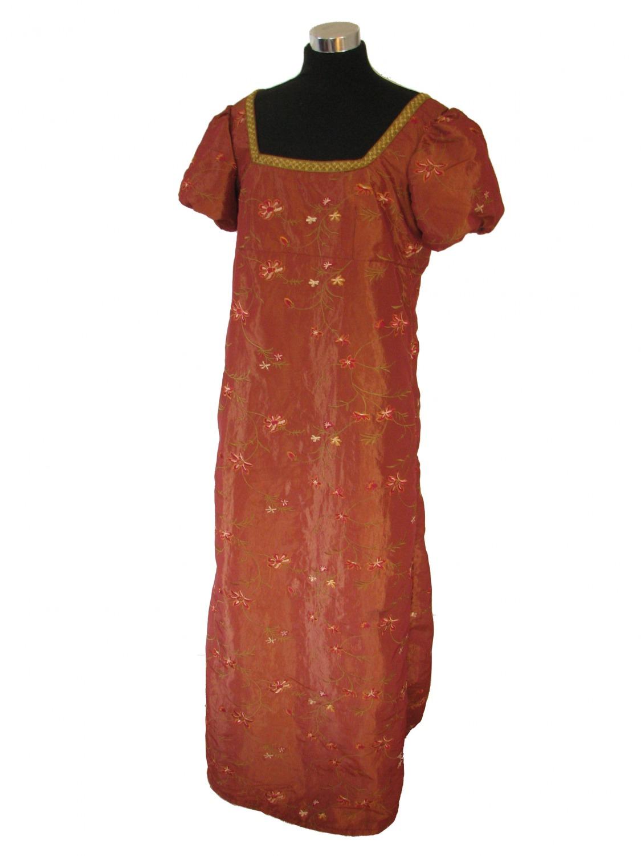 Ladies 19th Century Jane Austen Regency Costume Size 14 Image