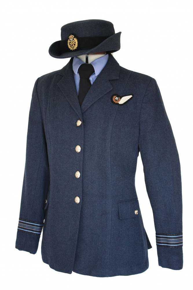 Ladies 1940s Wartime RAF Jacket (Size 12) Image