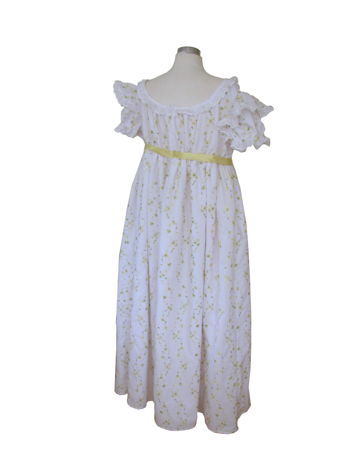Ladies 18th 19th Century Jane Austen Costume Size 18 - 20 Image