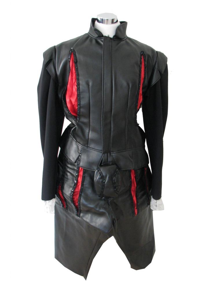 Mens Medieval Tudor Blackadder Costume Image