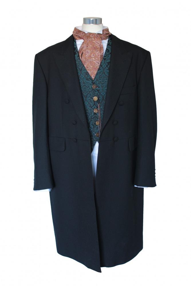Men S Victorian Edwardian Costume Size Xl Complete