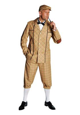 Menu0027s Victorian Edwardian Downton Abbey Costume Image  sc 1 st  Complete Costumes & Menu0027s Victorian Edwardian Downton Abbey Costume - Complete Costumes ...