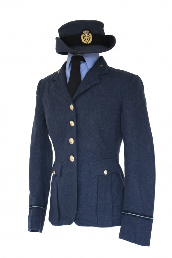Ladies 1940s Wartime RAF Uniform Image