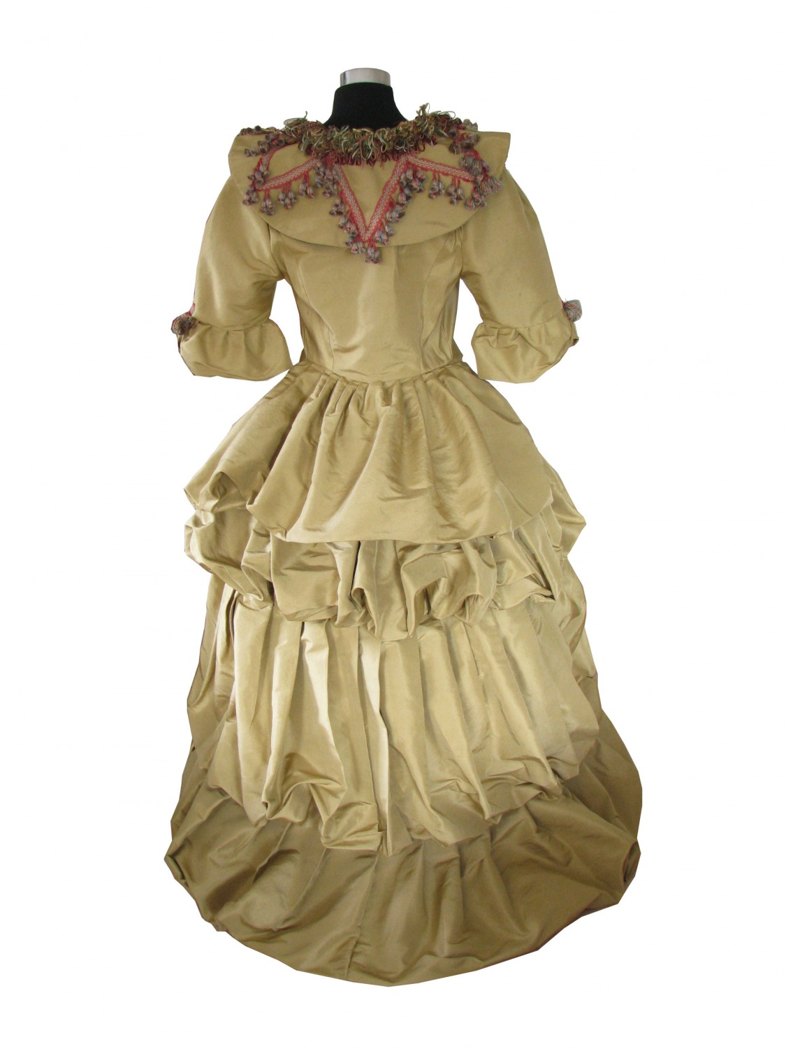 Ladies Deluxe Victorian Evening Ball Gown Size 14 - 16 - Complete ...