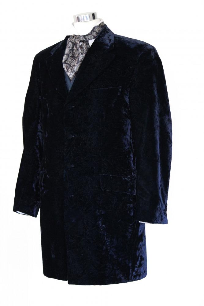 Men S Victorian Edwardian Frock Coat Costume Complete