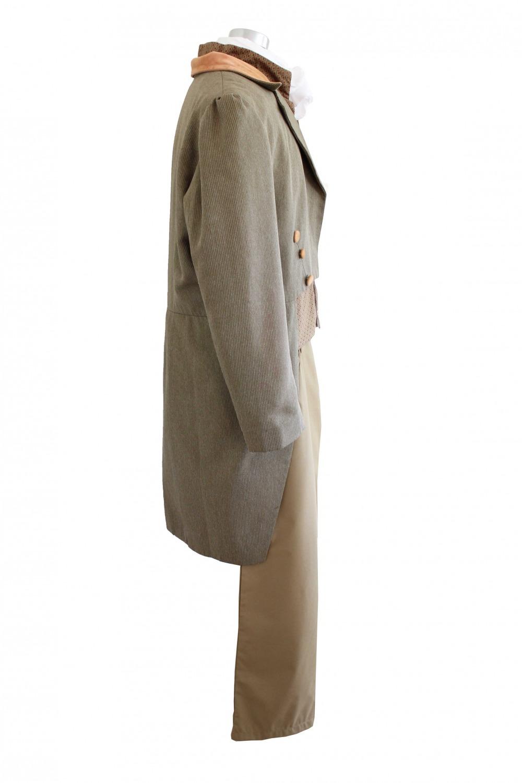 Deluxe Men's Regency Mr. Darcy Victorian Costume Size XL Image