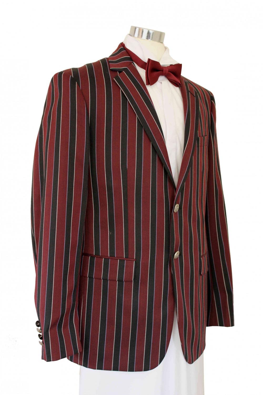 Men's Deluxe 1920s 1930s Victorian Edwardian Boating Jacket Costume  Image