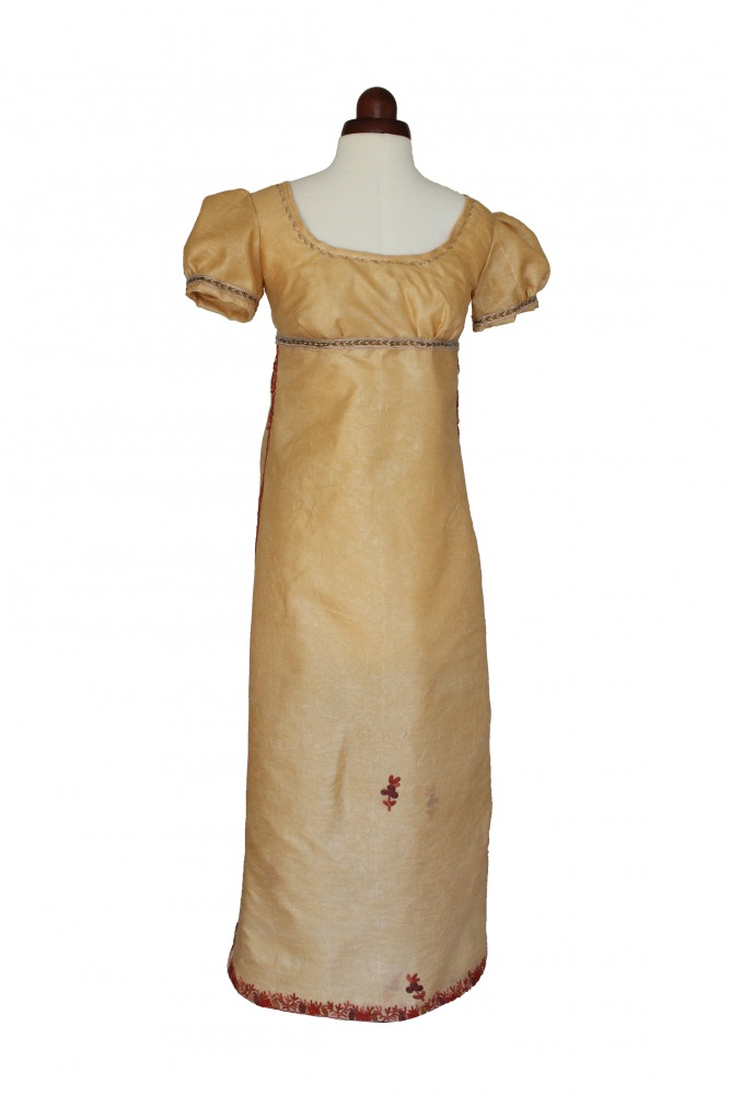 Ladies 18th 19th Century Regency Jane Austen Costume Size 6 Image