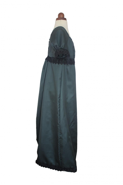 b5659ddc19ab Ladies 19th Century Jane Austen Regency Evening Ball Gown Size 12 - 14 Image