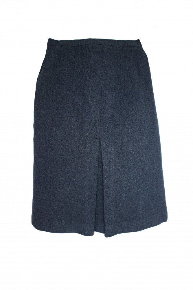 "Ladies Royal Air Force WRAF skirt - Waist 30"" Length 24.5"" Image"
