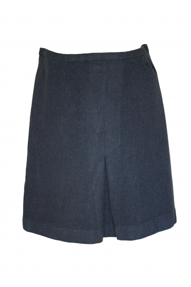 "Ladies Royal Air Force WRAF skirt - Waist 40"" Length 23"" Image"