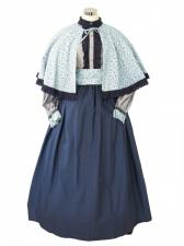 Ladies Carol Singer Victorian Day Costume