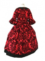 Ladies Marie Antoinette Masked Ball gown