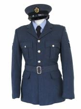 Men's 1940s Wartime RAF Uniform Jacket Chest 38""
