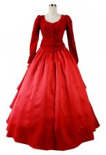 Ladies Victorian Day Costume Size 18 - 20 Image