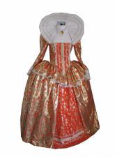Ladies Medieval Tudor Queen Elizabeth 1 Costume