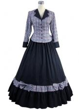 Ladies Victorian Day Costume Image