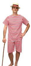 Men's Victorian Edwardian Bathing Suit Image