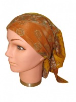 Ladies 1940s Wartime Land Army Land Girl Costume and Head Scarf Size 14 - 16