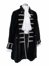 Men's Deluxe 18th Century Masked Ball Costume