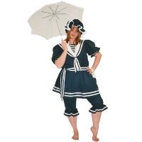 Ladies Cream Lacy Handmade Regency Victorian Parasol