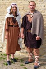 Ladies Saxon Viking Costume
