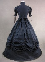 Ladies Victorian Edwardian Day Costume Size 8 - 10