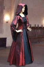 Ladies Deluxe Medieval Renaissance Costume