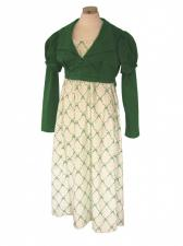 Ladies 18th 19th Century Jane Austen Costume Size 12 - 14 Image