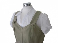 Ladies 1940s Wartime Land Army Costume Size 14 - 16