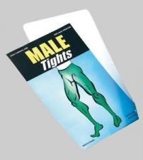Men's Medieval White Tights