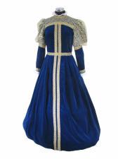 Ladies Tudor Elizabethan Costume