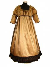 Ladies Regency Evening Ballgown Costume Size 24 - 26