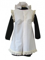 Girl's Victorian Maid Costume