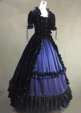 Ladies Victorian Day Costume Size 18 - 20