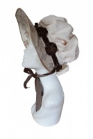 Ladies Jane Austen Regency Bonnet