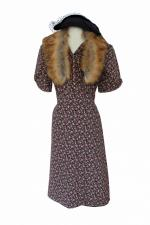 Ladies Wartime Goodwood Costume Size 14 - 16 Image